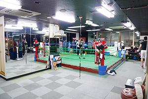 石神井スポーツボクシングジムの画像
